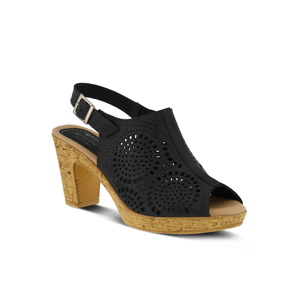 Spring Step Liberty (Black)