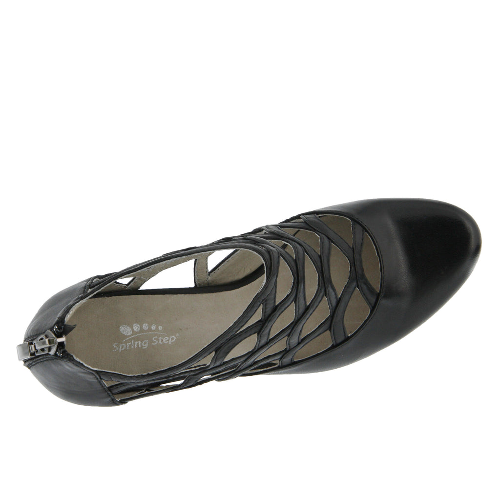 Spring Step Lorca (Black)