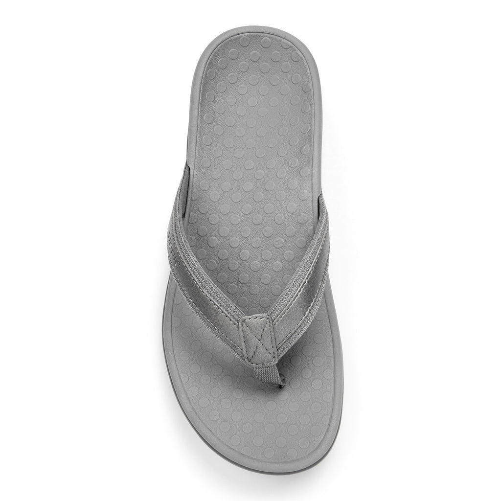 Vionic Tide II Toe Post Sandal (Pewter)