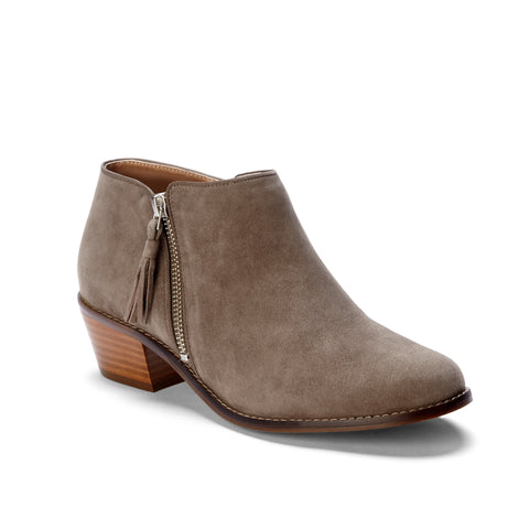 Vionic Serena Ankle Boot (Greige)