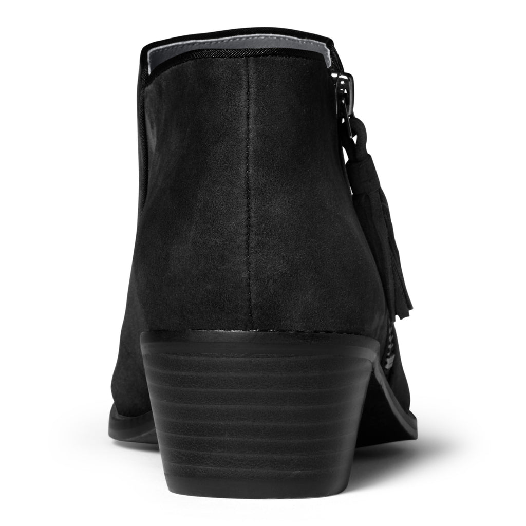 Vionic Serena Ankle Boot (Black)