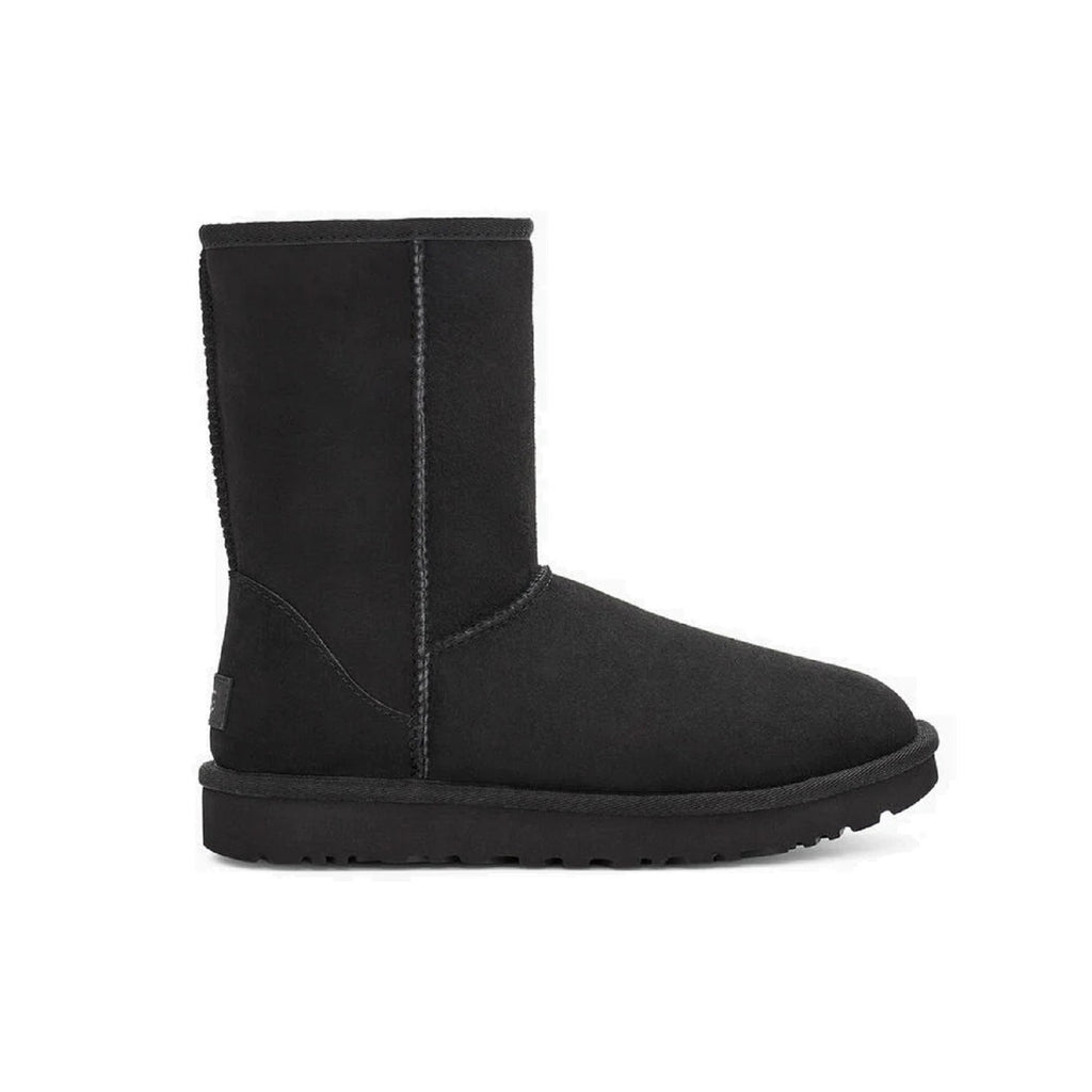 Classic Ugg boot in black.