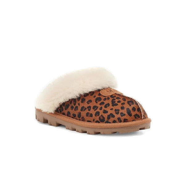 UGG Women's Coquette Leopard (Natural)