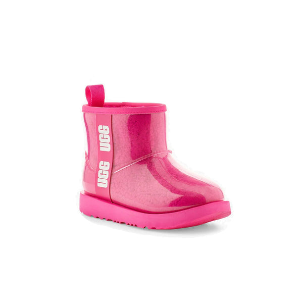 UGG Kids' Classic Clear Mini II (Rock Rose)