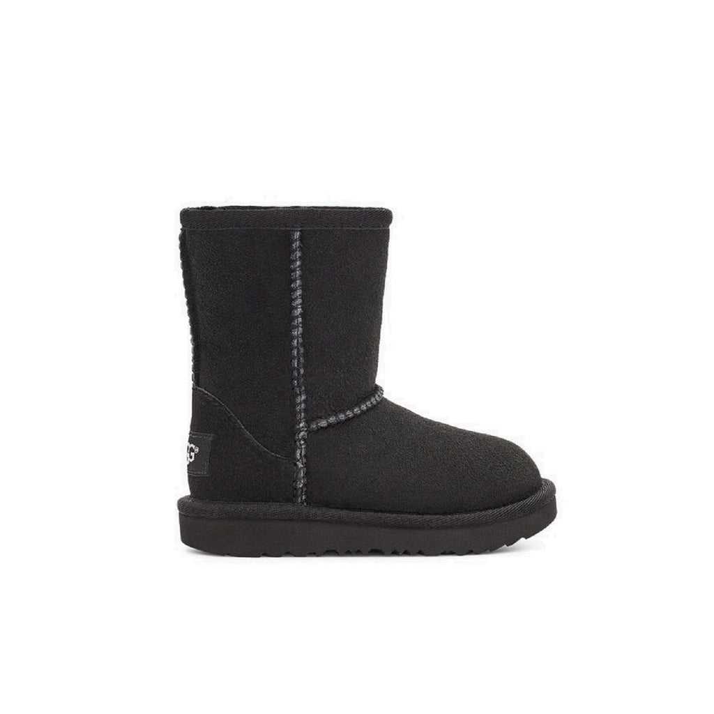 Classic Ugg boot for toddler's in black.