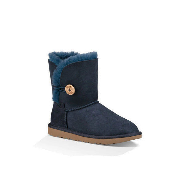 UGG Kids' Bailey Button II (Navy)