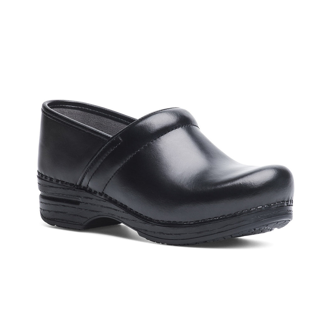 Dansko PRO XP (Black Cabrio Leather)