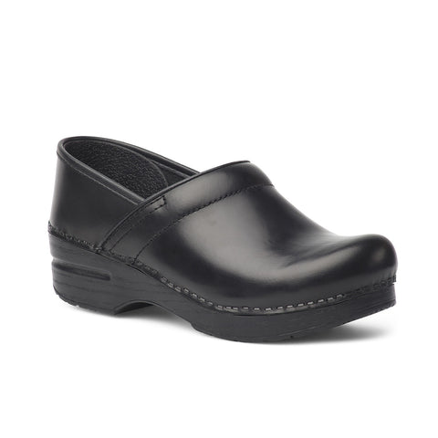 Dansko Professional (Black Cabrio Leather)