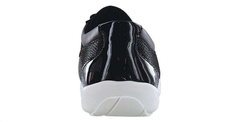 SAS Race Time Walking Shoe (BLACK MULTI)