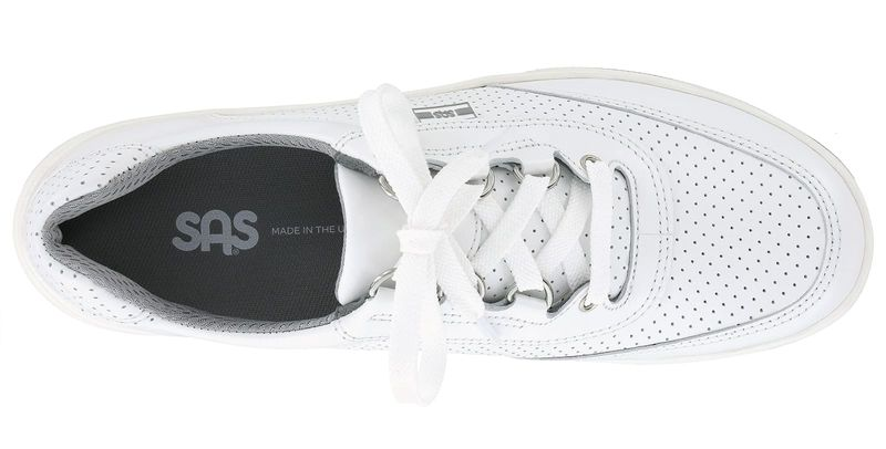 SAS Sporty Lux (White Perf)