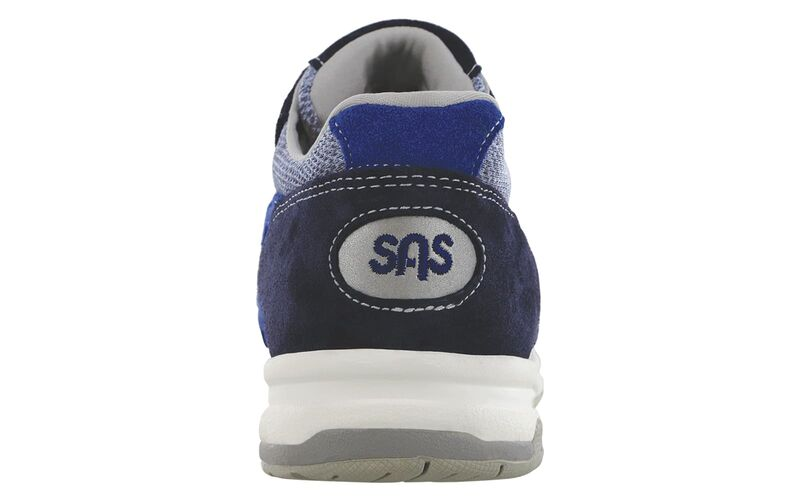SAS Tour Mesh LT Lace Up Sneaker (MARINE)