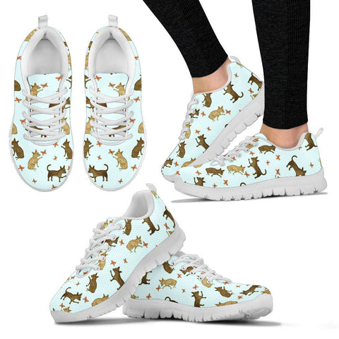 Chihuahua Pattern Women Running Shoes - Free Shipping