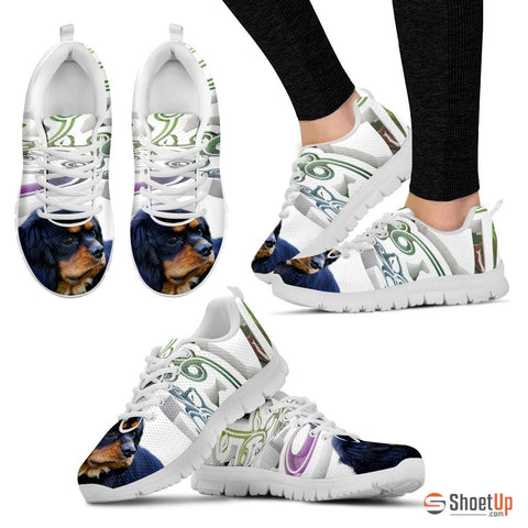 Cavalier King Charles Dog-Women Running Shoes - Free Shipping