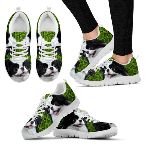 Japanese Chin Women Running Shoes - Free Shipping