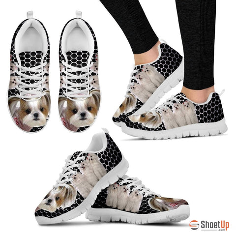 Shih Tzu Dog Running Shoes - Free Shipping