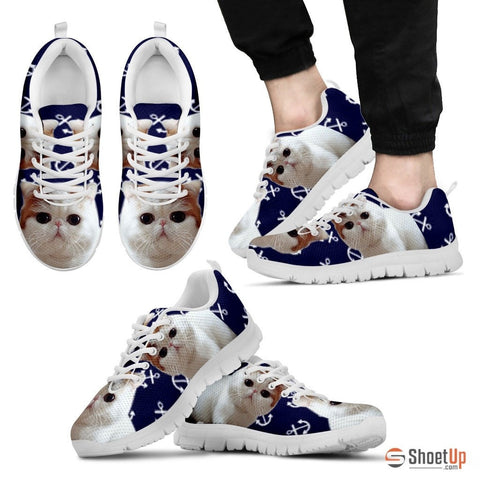 Exotic Shorthair Cat Running Shoes - Free Shipping