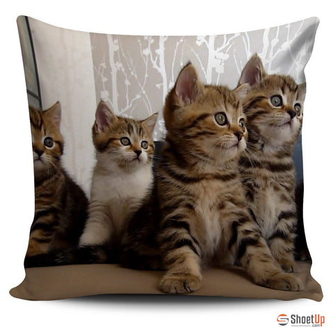 Cat In Lot-Pillow Cover-3D Men Women-Free Shipping