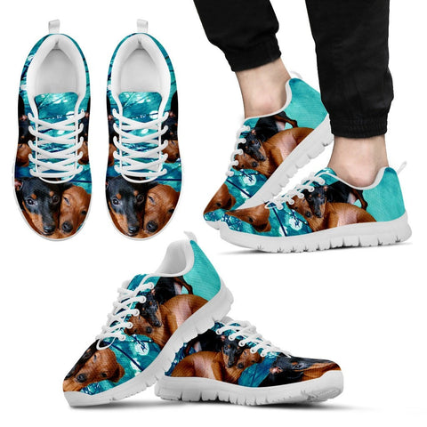 Miniature Pinscher-Dog Shoes For Running Shoes - Free Shipping