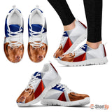Vizsla Dog Running Shoes For Women-Free Shipping
