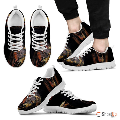 Roaring Lion-Men And Running Shoes - Free Shipping