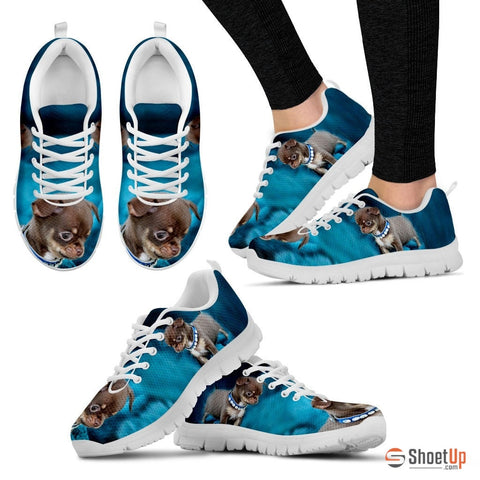 Shoetup - Chihuahua Dog-Running Shoes For Women