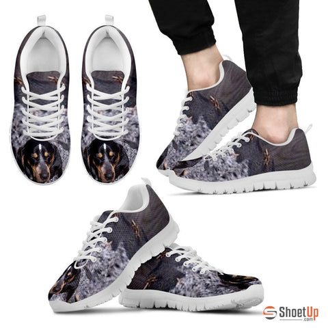 Bluetick Dog Men Running Shoes -Free Shipping
