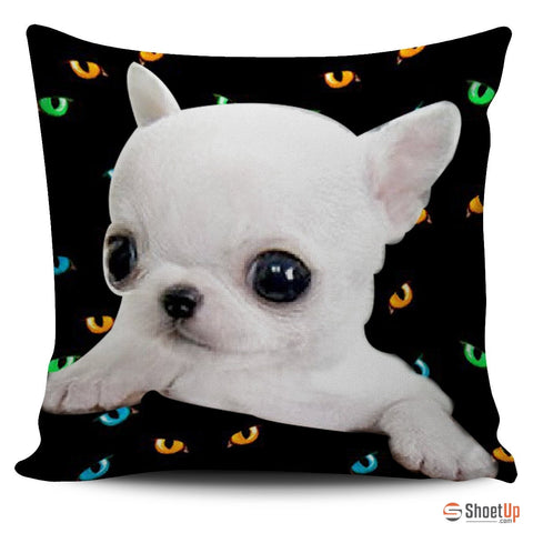 Chihuahua Dog-Pillow Cover-3D Men Women -Free Shipping