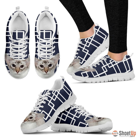Balinese Cat Women Running Shoes - Free Shipping