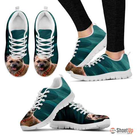 Border Terrier-Dog Running Shoes - Free Shipping