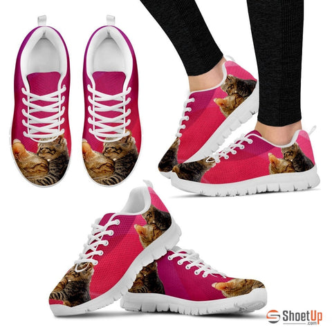 Cat Mother's Day Special Women Running Shoes - Free Shipping