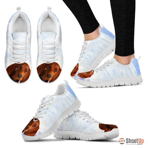 Shoetup - 'Redbone Coonhound Dog' Running Shoes For Women's-3D Print