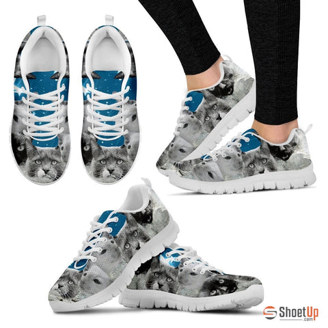 Rushmore Cats Running Shoes For Women-Free Shipping