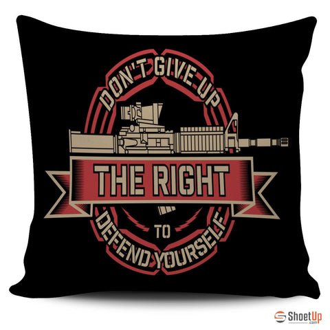 Don't Give Up-Pillow Cover- Free Shipping