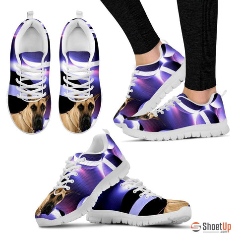 Great Dane Dog Running Shoes - Free Shipping