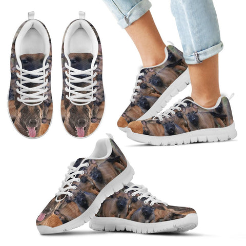 Belgian Malinois Dog Running Shoes - Free Shipping