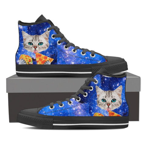 Women's Canvas High Tops- Free Shipping