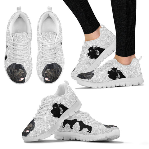 Newfoundland Dog-Women's Running Shoes-Free Shipping