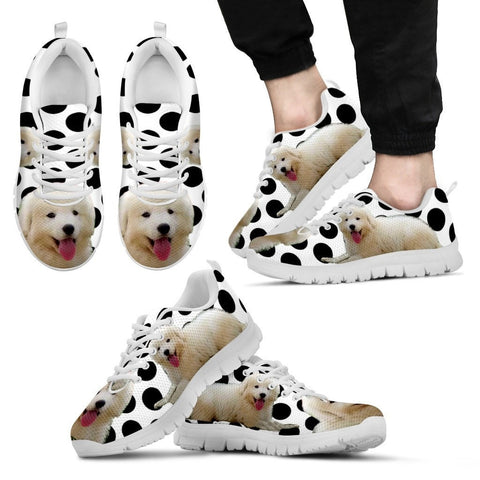 Kuvasz Dog Running Shoes - Free Shipping