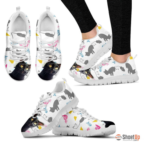 Olivia Louise/Cat-Running Shoes - Free Shipping