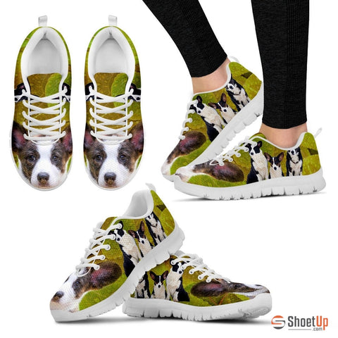 Cardigan Welsh Corgi Women Running Shoes - Free Shipping