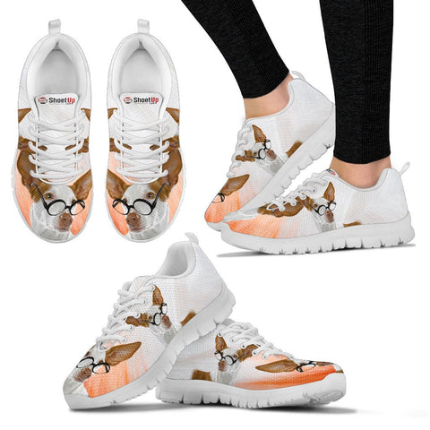 Ibizan Hound Women Running Shoes - Free Shipping