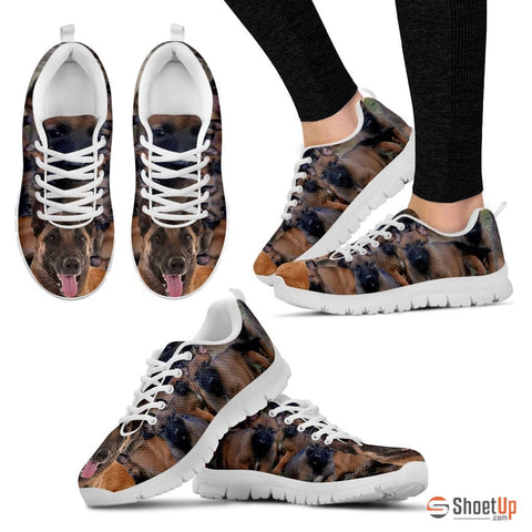 Belgian Malinois Dog Running Shoes-Free Shipping