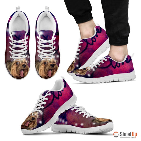 Jennifer Willis/ Dog Print Running Shoe- Free Shipping
