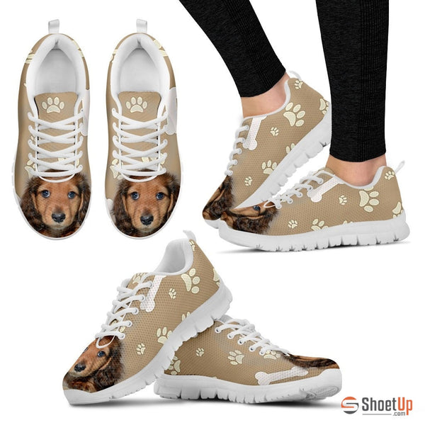 Dachshund Dog-Running Shoes For Women-Free Shipping