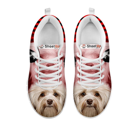 Cute Havanese Women Running Shoes - Free Shipping