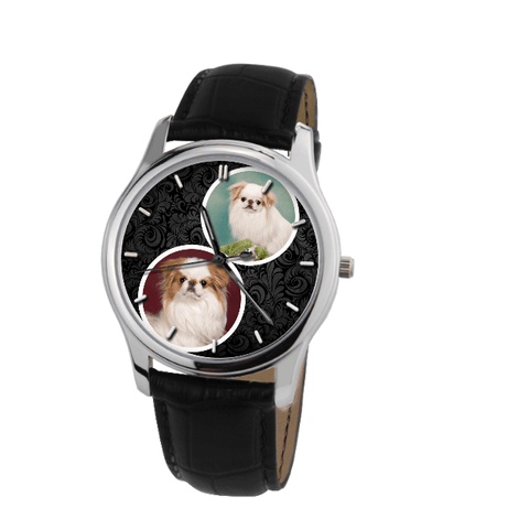 Japanese Chin Classic Wrist Watch- Free Shipping