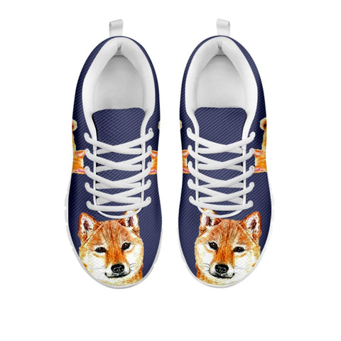 Shoetup - Amazing Shiba Inu Dog-Women's Running Shoes