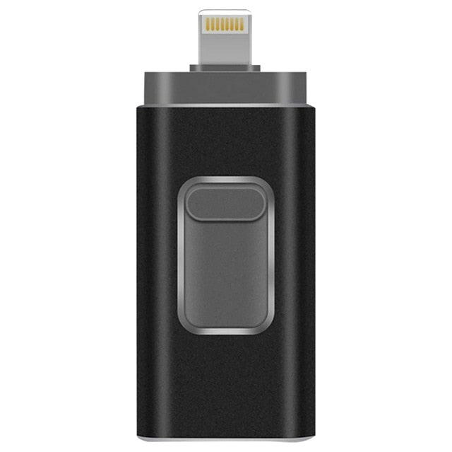 iFlash™ Portable USB Flash Drive (iPhone, iPad & Android)