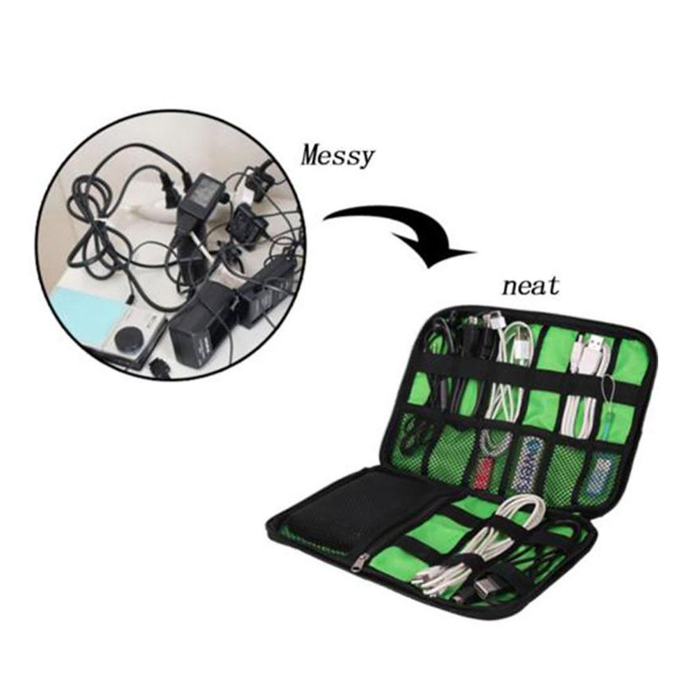 ELECTRONICS ACCESSORIES ORGANIZER
