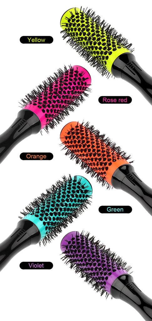 Curl Round Styling Brush Tool Set